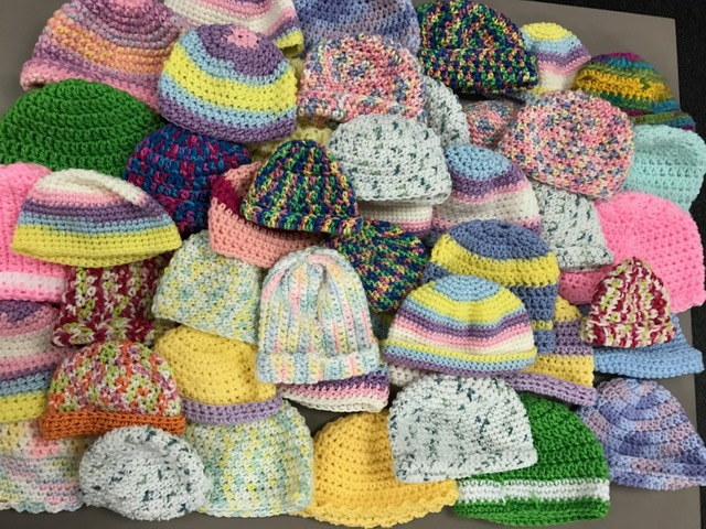 Stony Book Children's Hospital – Donation of Hats and Art Supplies