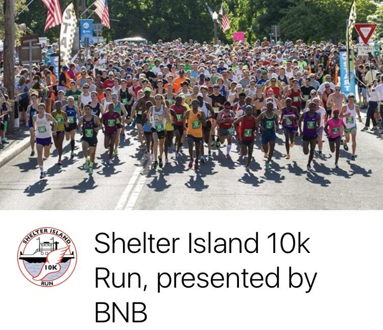 38th Annual Shelter Island 10K/5K Run/Walk