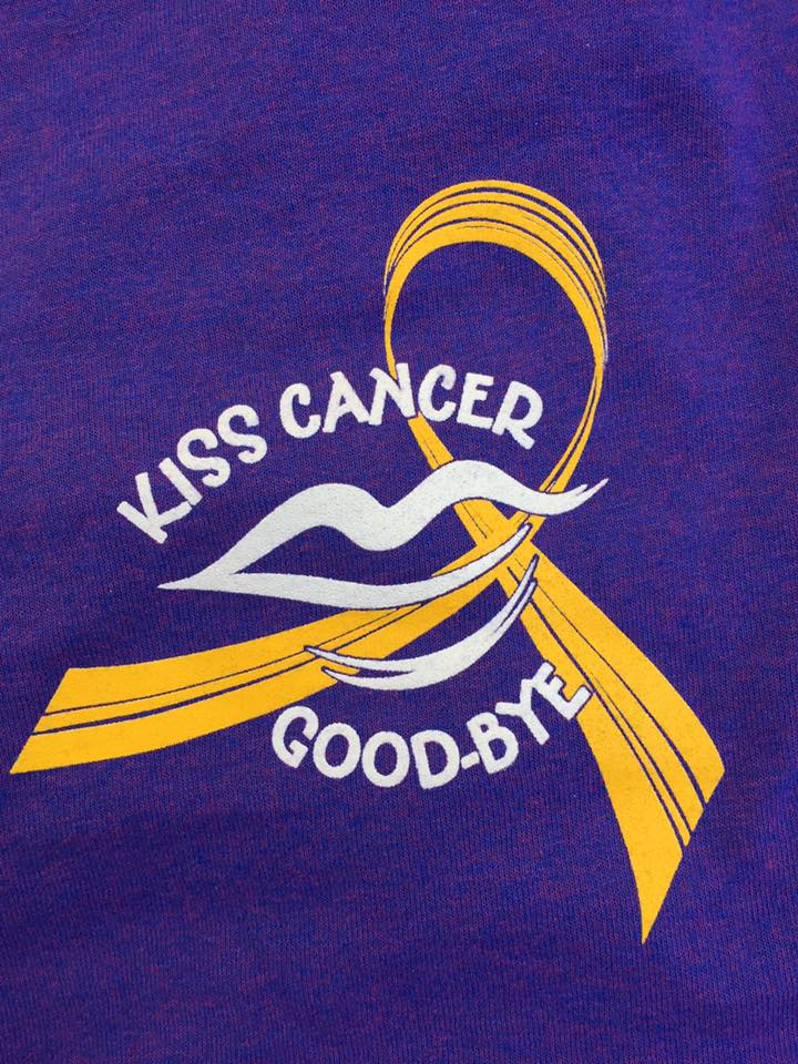Fifth Annual Kiss Cancer Good-Bye Walk